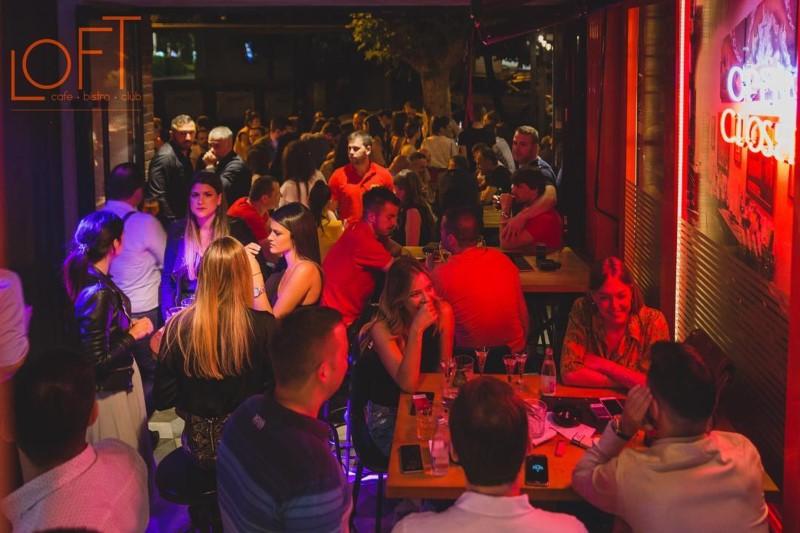 Podgorica Gece Hayatı, Podgorica night life