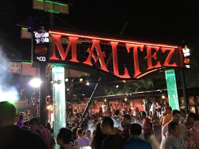 Maltez night club Budva da Gece Hayatı