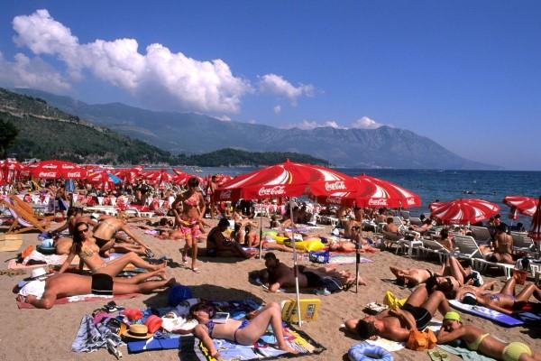 Karadağ Ekonomisinin Dinamiği Turizm!