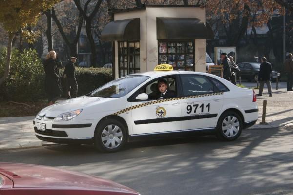 Taksi Kullanmak