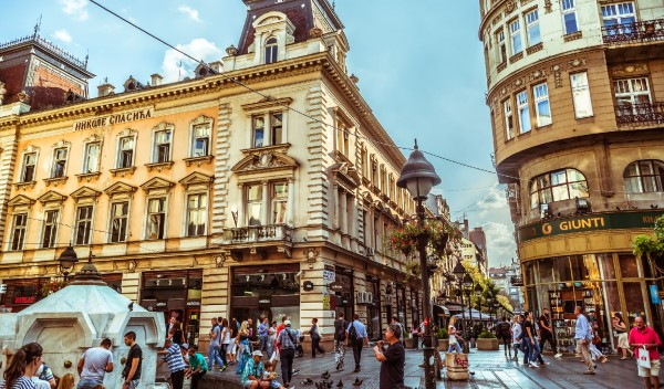 Tivat'tan Belgrad'a nasıl gidilir